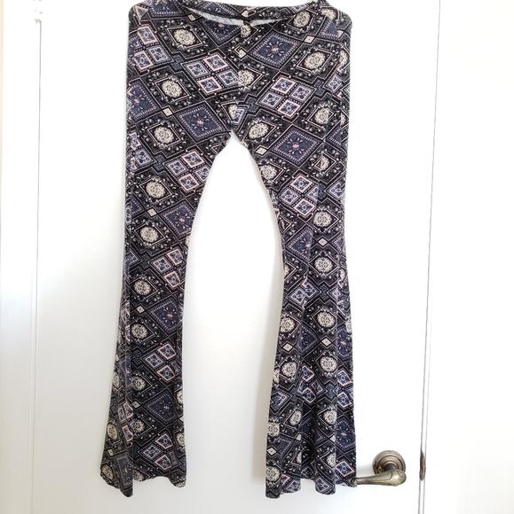 Full Tilt Pants - 🎀Full Tilt Boho Flare Pants